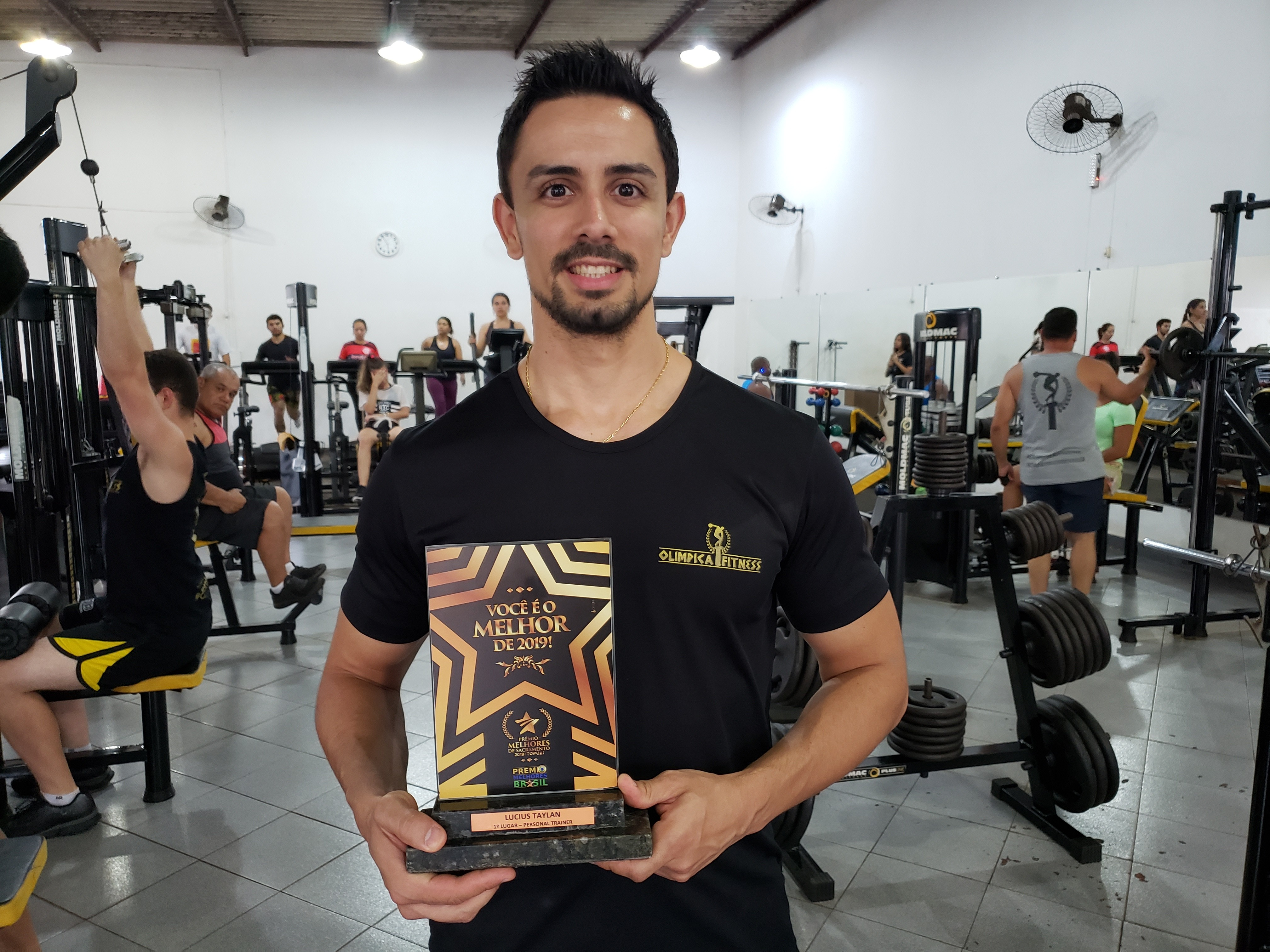 1° Lugar - Personal Trainer